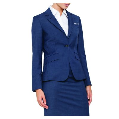 VCJW930 Ladies Van Heusen Woolmix Modern Suit Jackets