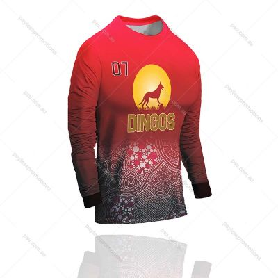 W1-L Ladies Full-Custom Sublimation Sloppy Joe Sweat Shirts