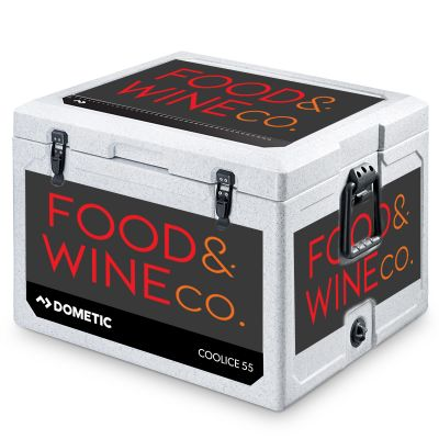 WCI-55 Dometic Cool-Ice Advertising Ice Box - 56 Litres