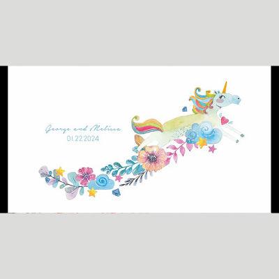 WD97 Fairy Tale Wedding Stubby Holders