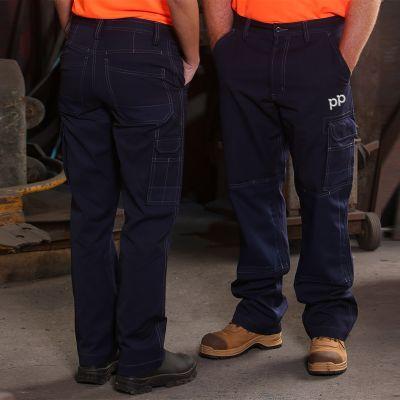WP20 Unisex Cordura Semi Fitted Custom Work Pants
