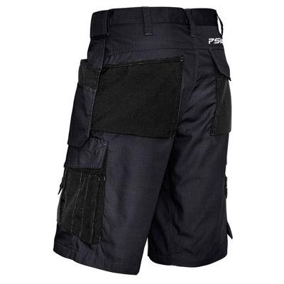 ZS510 Ultralite Multi-Pocket Logo Work Wear Shorts