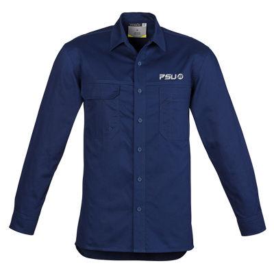 ZW121 Lightweight Tradie Custom Workwear Shirts