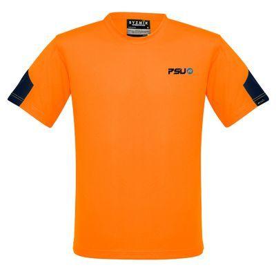 ZW505 Squad Logo Hi Visibility T Shirts