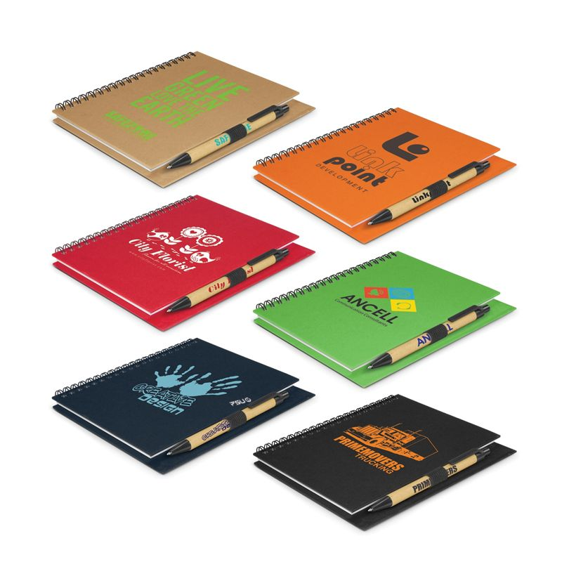 108400 Allegro Advertising Notepads - 120 Pages