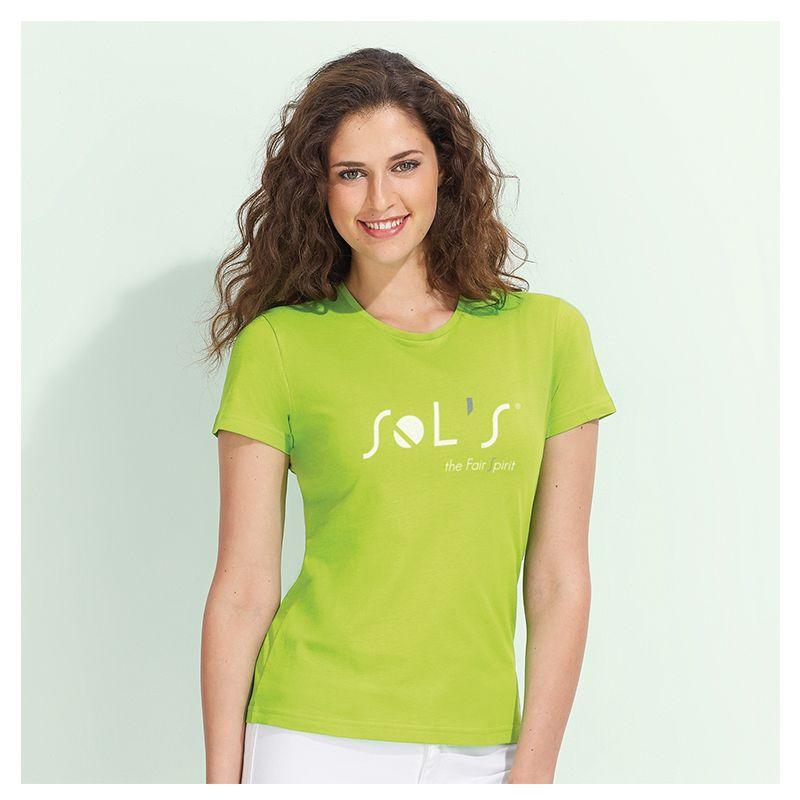 110658 Ladies SOLS Imperial Custom T-Shirts