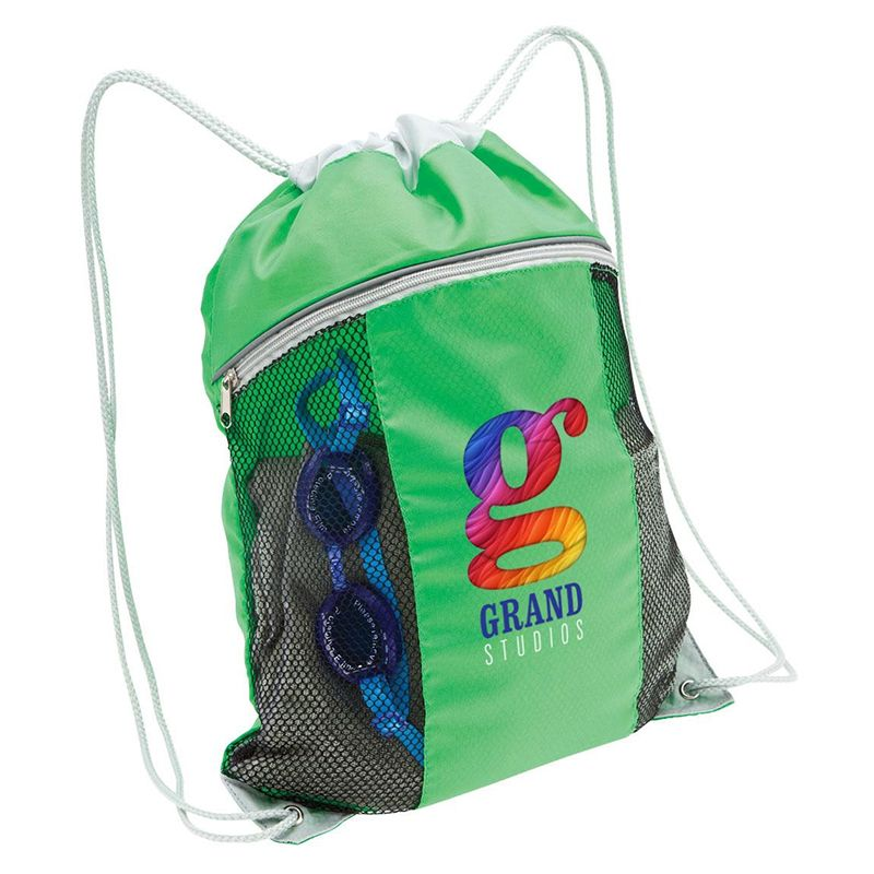1111 Matrix Embroidered Back Packs
