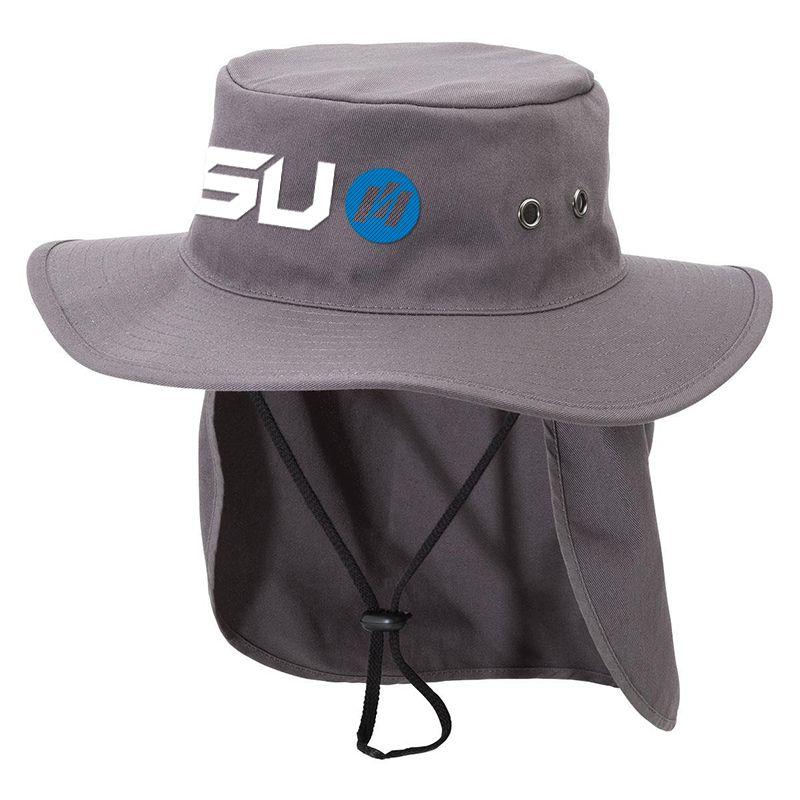 4295 Sunmaster Branded Wide Brim Hats