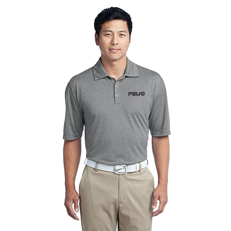 474231 NIKE GOLF Heather Custom Polos