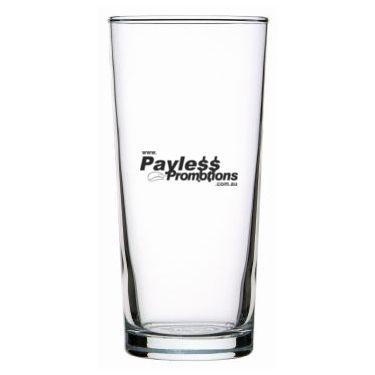 GLGB410285 285ml Oxford Custom Beer Glasses