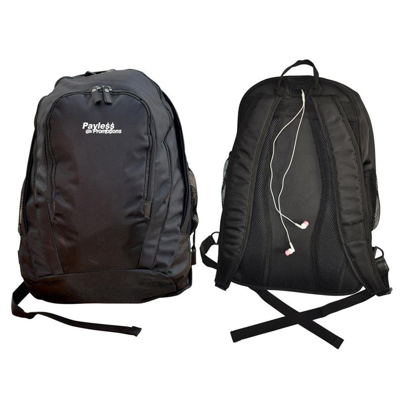B5000 31 Litre Executive Custom Backpacks With Padded Laptop Compartment