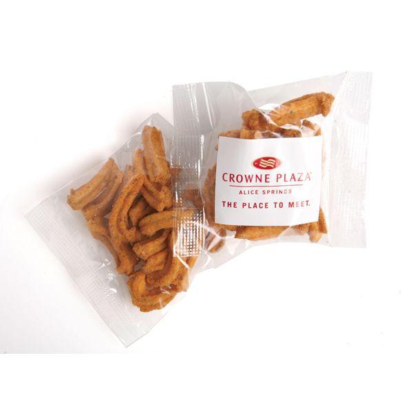 CC050N2 Soya Crisps Filled Promo Lolly Bags - 20g