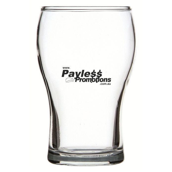 GLBG140151 285ml Washington Branded Beer Glasses