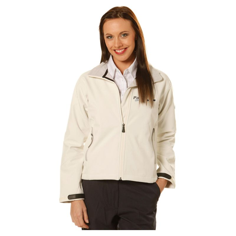 JK24 Ladies Team Softshell Jackets With Stretch