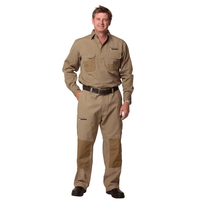 WP09 Premium cordura Canvas Branded Work Pants (Regular)