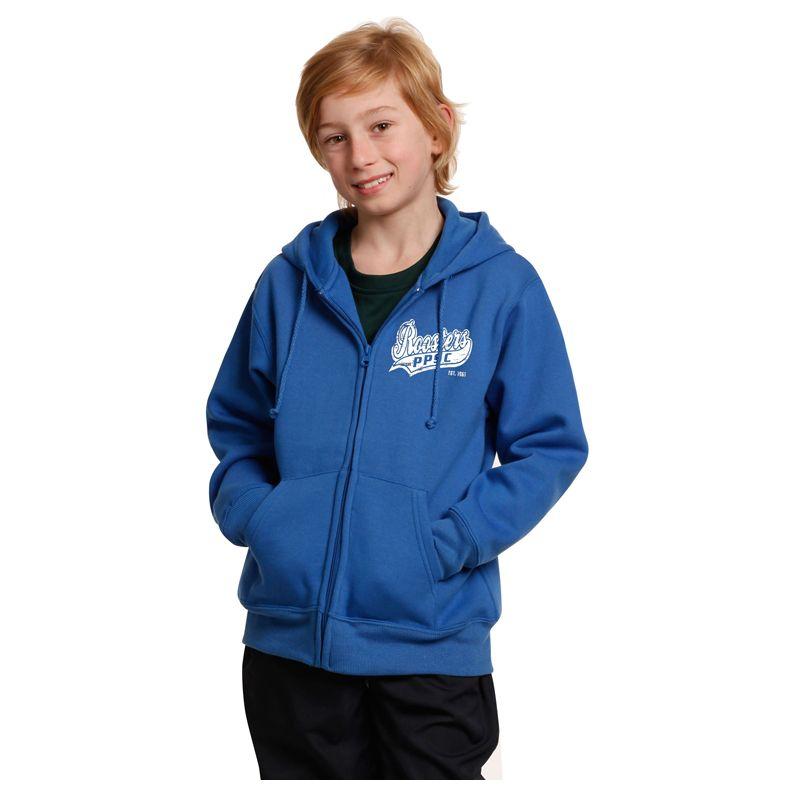 FL03K Kids Cotton-Rich Branded Hoodies