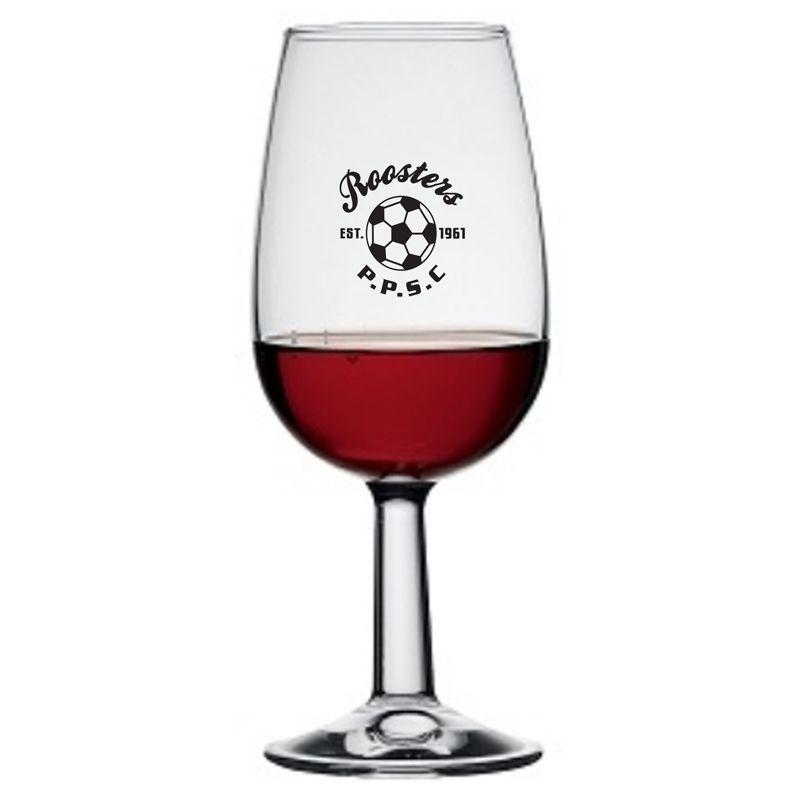 GLWG440037 215ml Wine Taster Branded Wine Glasses