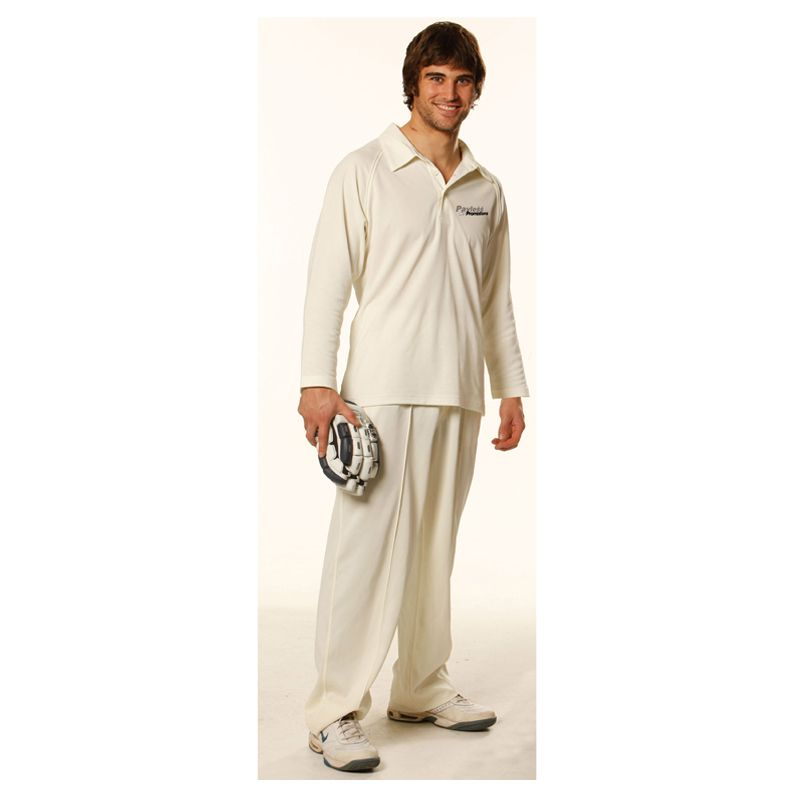 PS29L TrueDry Mesh Knit, Long Sleeve Cricket Shirts