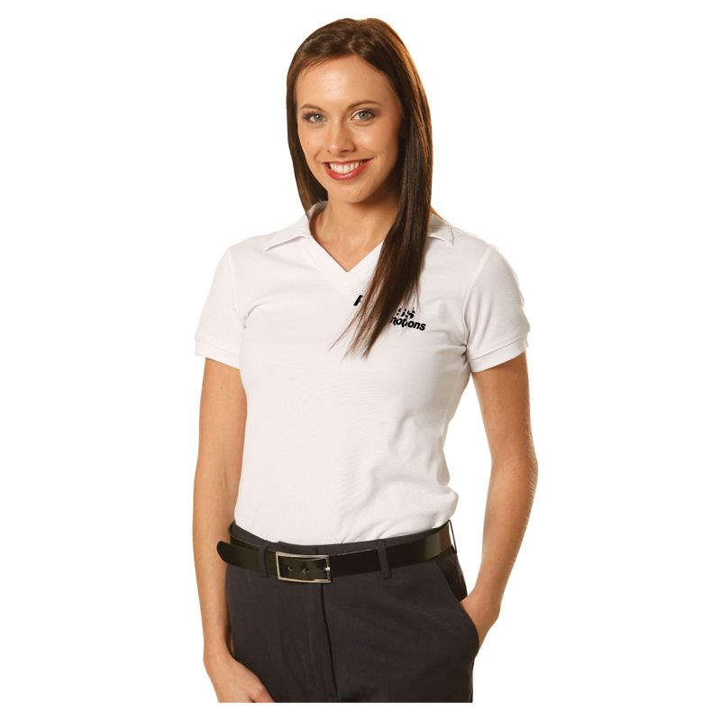 PS34A Ladies Victory TrueDry Branded Polo Shirts