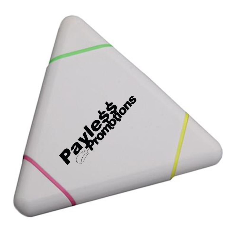 P75 Tri Colour Branded Highlighters
