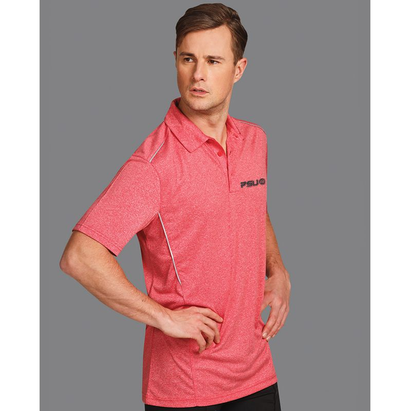 PS85 Harland Embroidered Polo Shirts