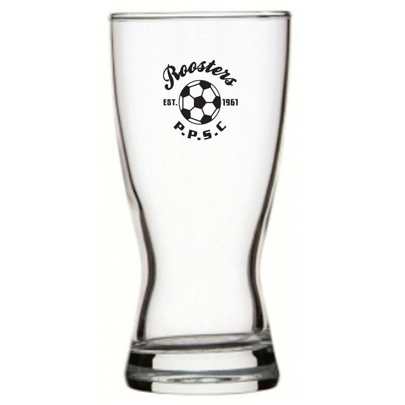 GLBG140202 285ml Keller Promotional Beer Glasses
