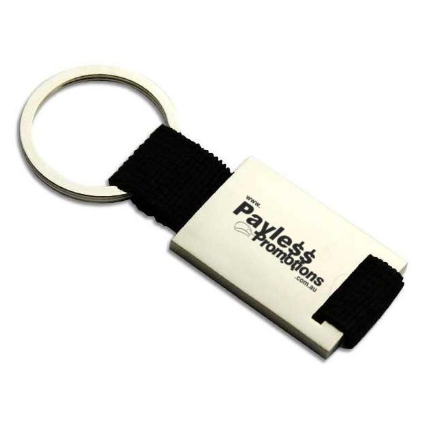 K62 Strapper Personalised Metal Keyrings With Gift Box