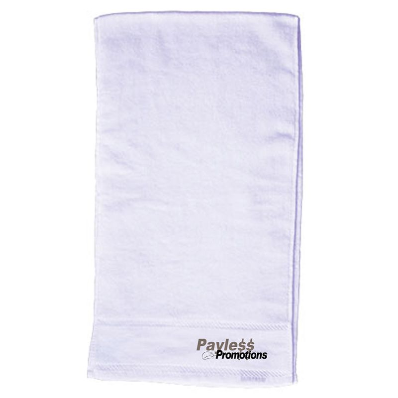 TW05 Terry Towel/Velour Embroidered Gym Towels