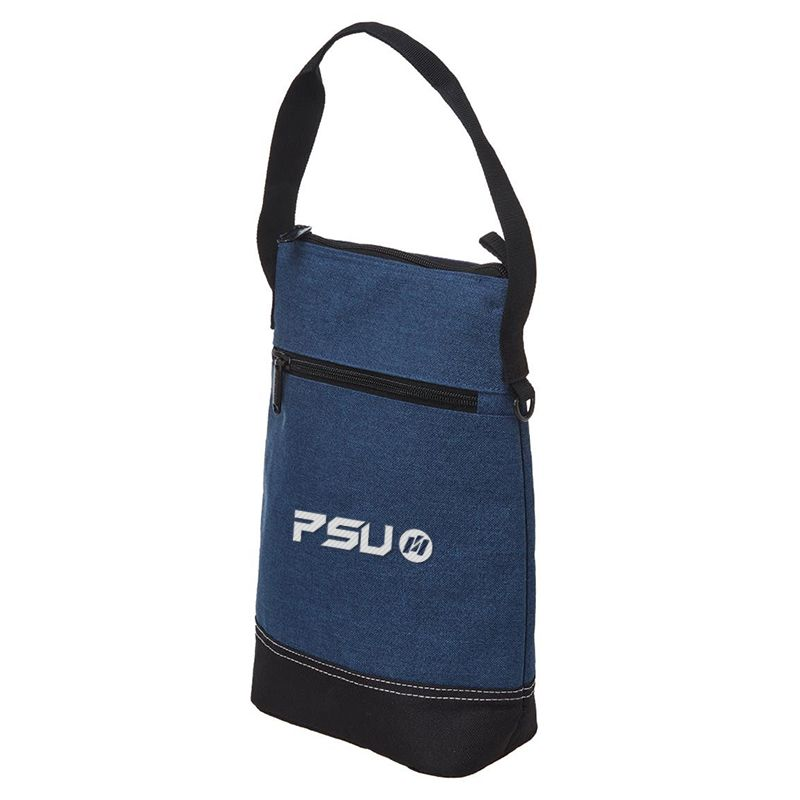 TR1420 Tirano Two Bottle Wine Branded Cooler Bags