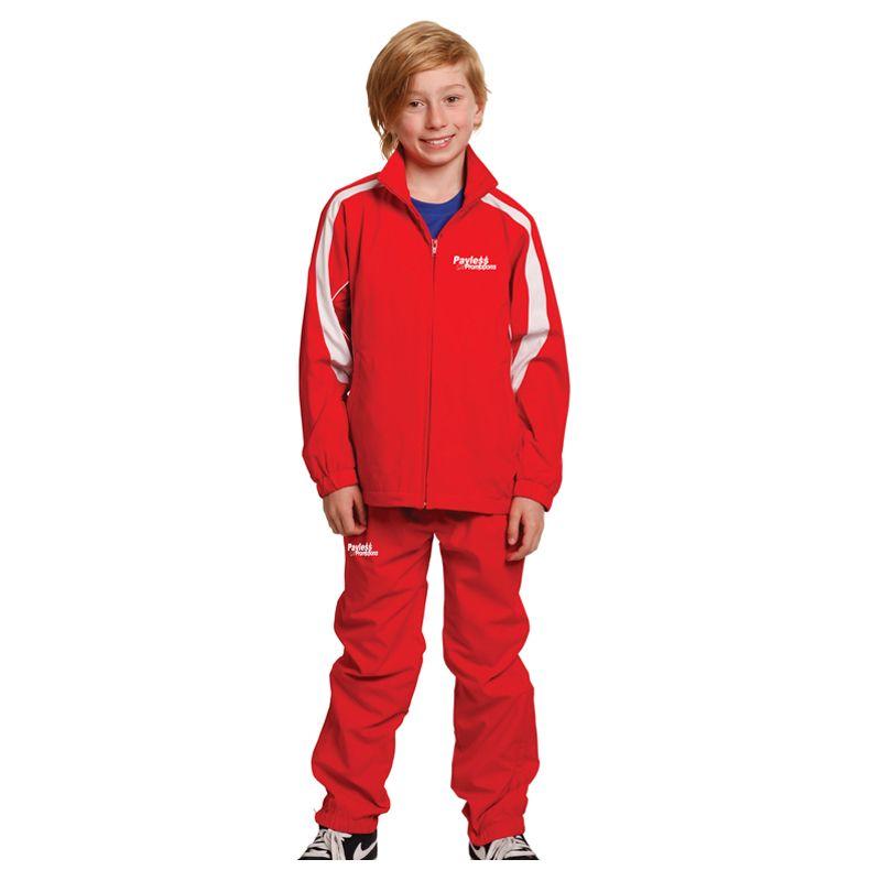 JK53K Kids Legend Custom Track-Suit Jackets