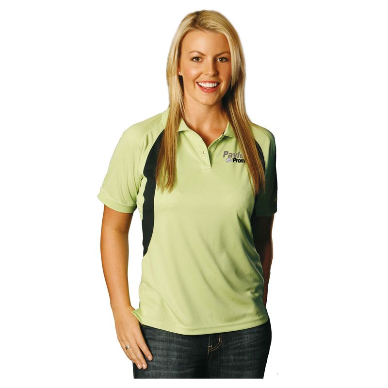 PS52 Ladies Olympian CoolDry Custom Polo Shirts
