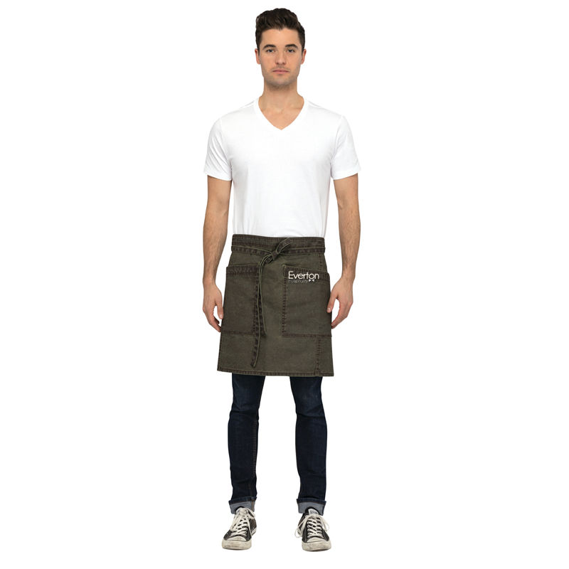 AHN02 Chef Works Denver Waist Custom Aprons