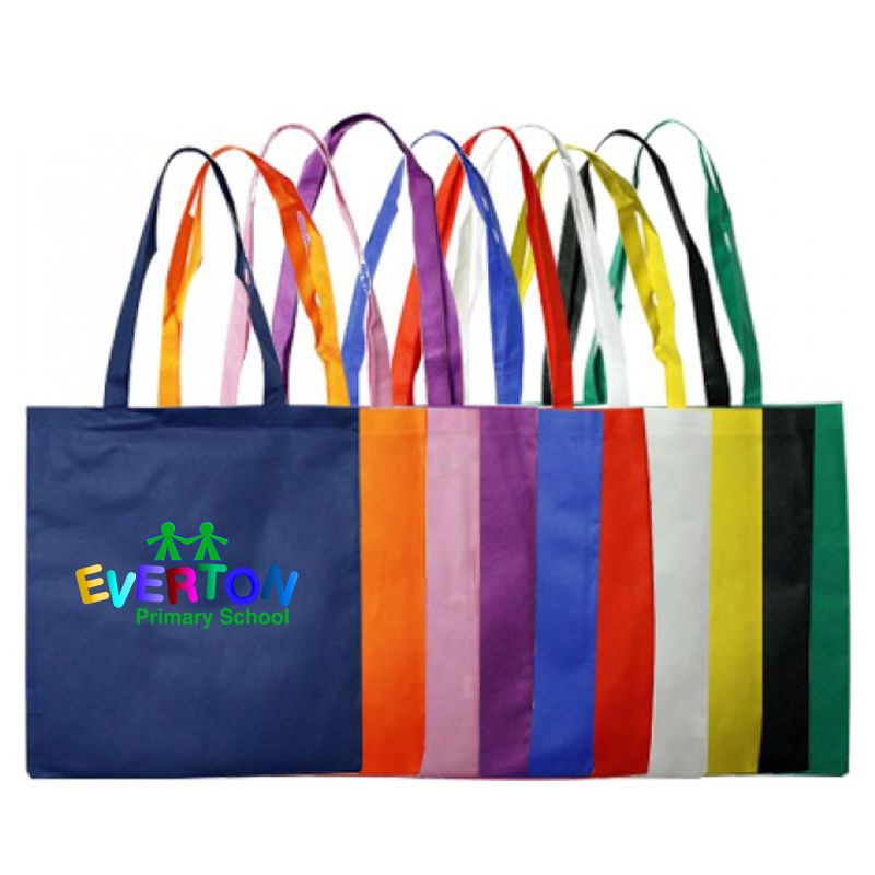 B07 Large Promotional Tote Bags - (38cm x 42cm)