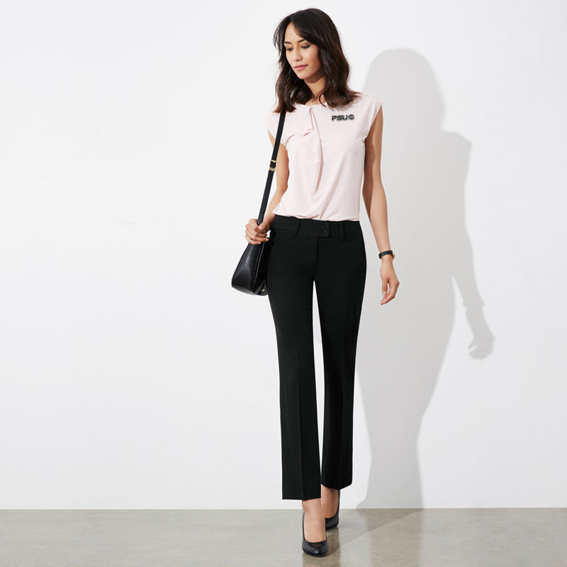 BS507L Ladies Kate Perfect Embroidered Corporate Pants