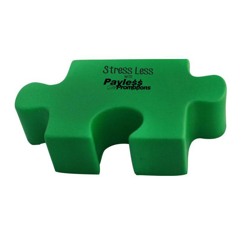 S162 Jigsaw Personalised Miscellaneous Stress Balls