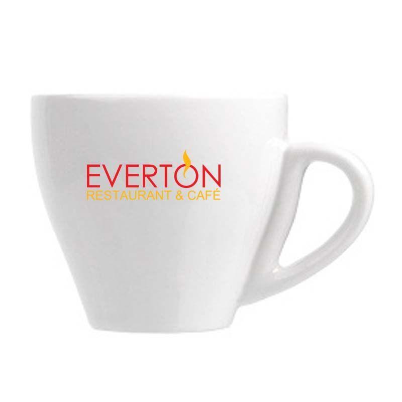 CRIPW805 Printed 70ml Espresso Cafe Coffee Cup