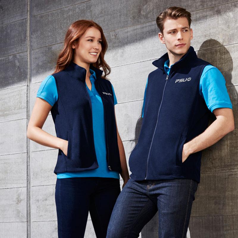 F10523 Ladies Trinity Customised Fleece Vests