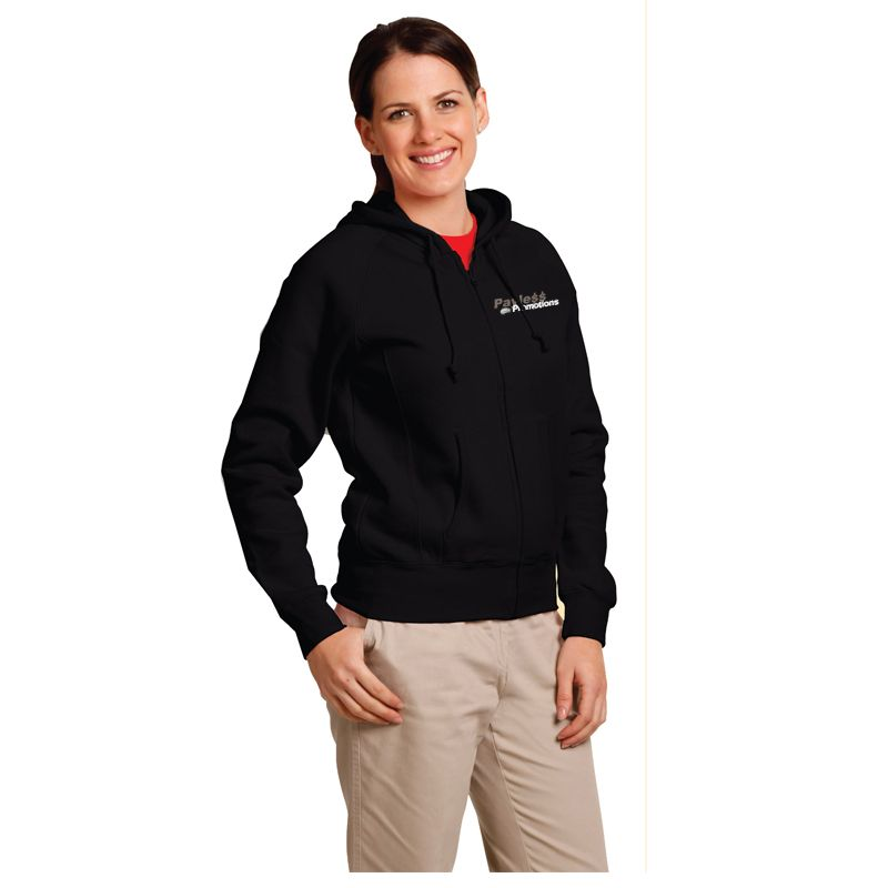 FL04 Ladies Cotton-Rich Hoodies