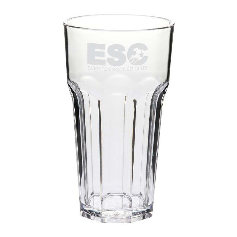 GLPC852807P 425ml Casablanca Custom Plastic Glasses