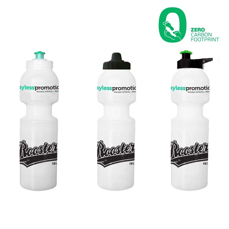 GR800SS Eco Sugar Cane Custom Drink Bottles - 800ml
