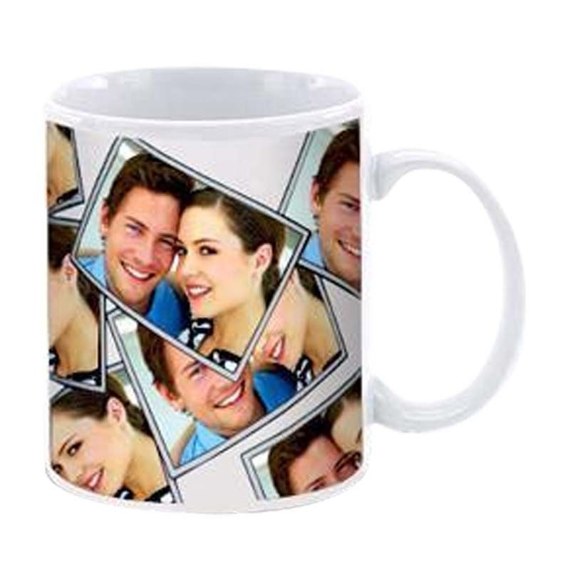 MG7168SUBW 300ml Can Personalised Photo Mugs