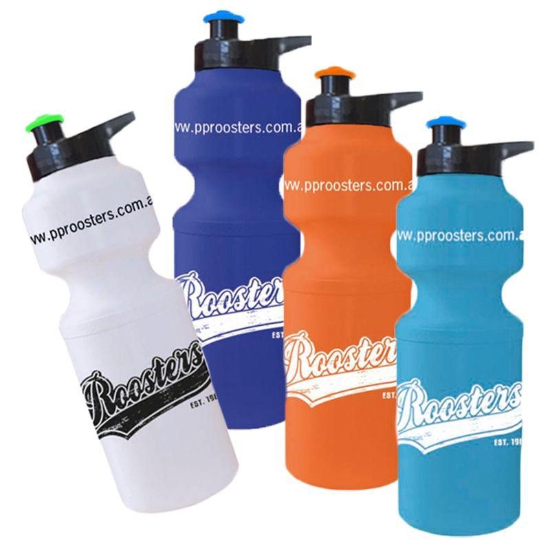 MN750EG Sport Pop-Top Printed Drink Bottles With Ezy Grip Lid - 750ml
