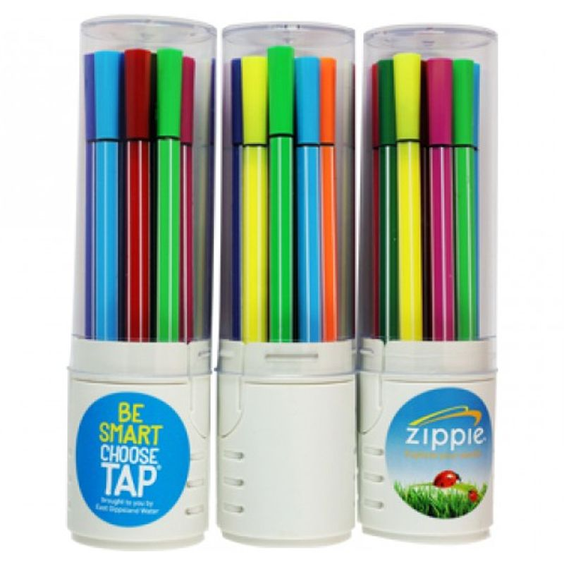 P15 Set Of 12 Colouring Custom Pens