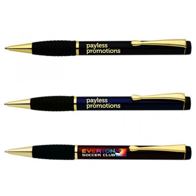 P28 Harvard Metal Branded Pens