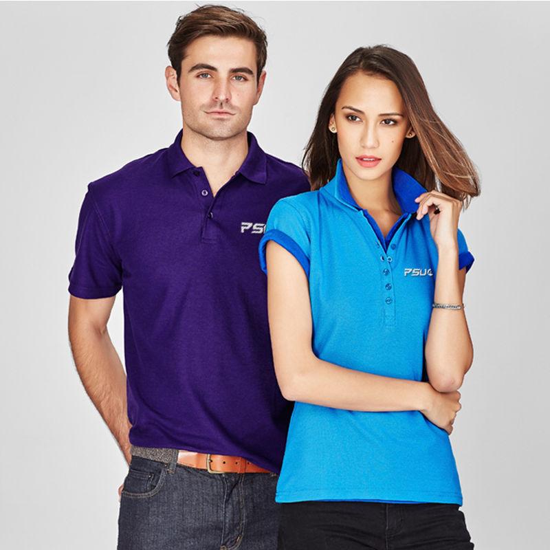 P400LS Ladies Crew Branded Polo Shirts