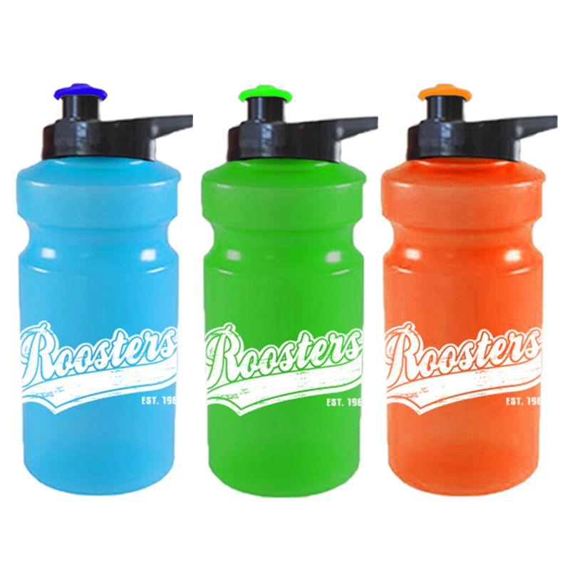 PP600EG High Performance Pop-Top Custom Drink Bottles With Ezy Grip Lid - 600ml