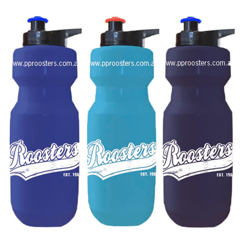 PP700EG High Performance Pop-Top Printed Drink Bottles With Ezy Grip Lid - 700ml