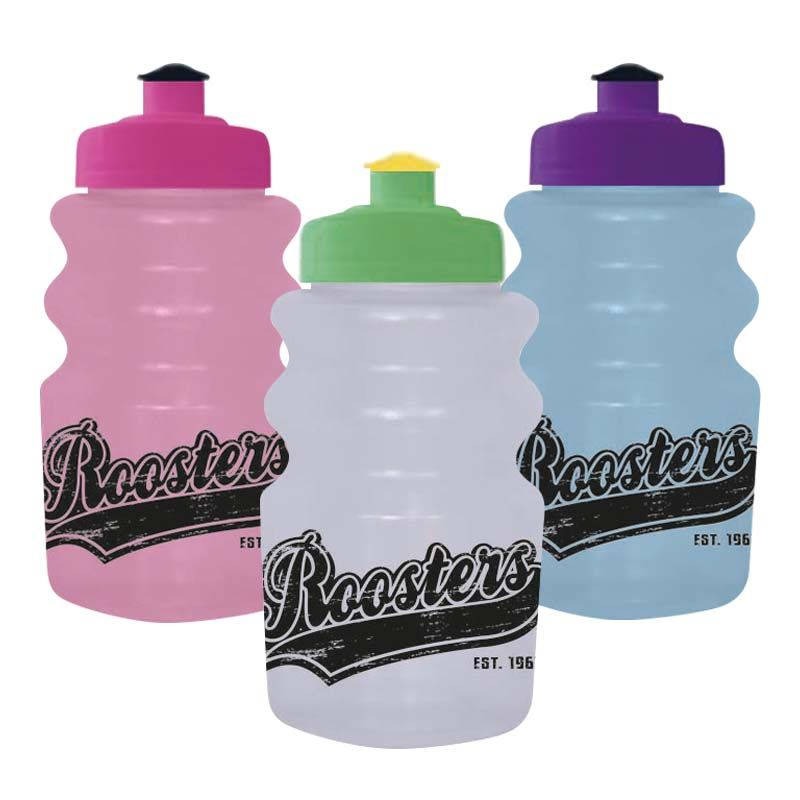 QT325SS QT Pop-Top Custom Drink Bottles - 325ml