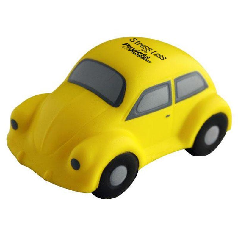 S183 Beatle Car Promotional Transport Stress Balls
