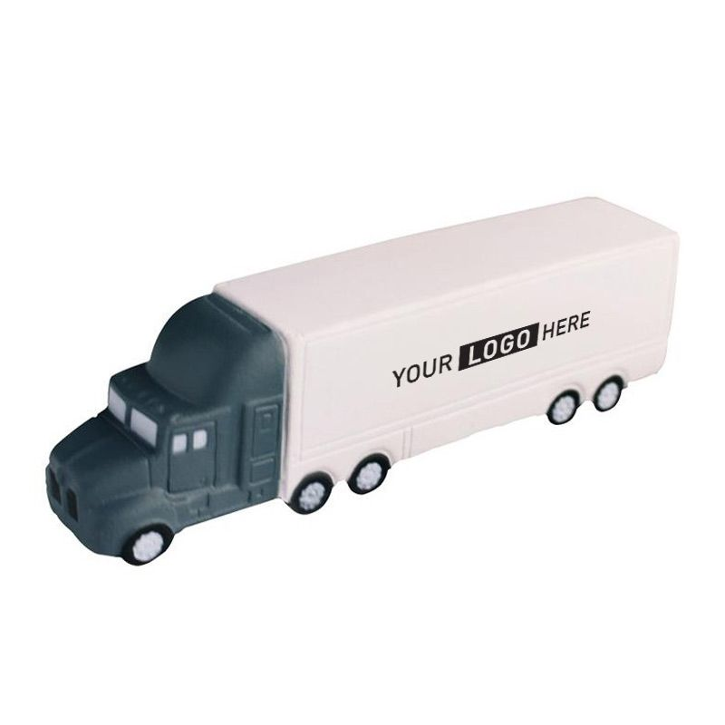 S186 Large Truck Printed Transport Stress Shapes